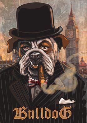 Winston Bulldog Churchill