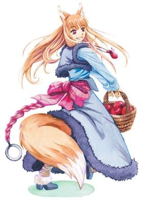 Holo from Spice and Wolf