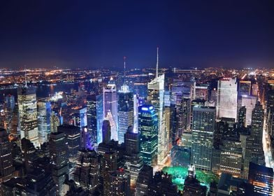 A Night in New York City