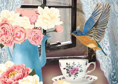 Country Bluebird