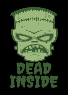 Dead Inside Frankenstein
