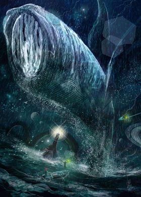 Leviathan Moon