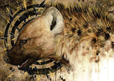 Golden Hyena
