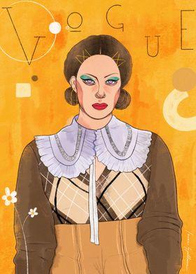 Lana Del Rey Vogue Italia