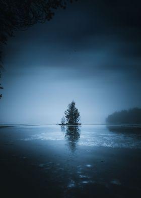 Cold Winter Lakes Vol10