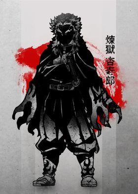 Crimson Kyojuro