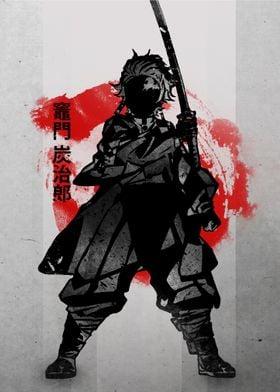 Crimson Tanjiro