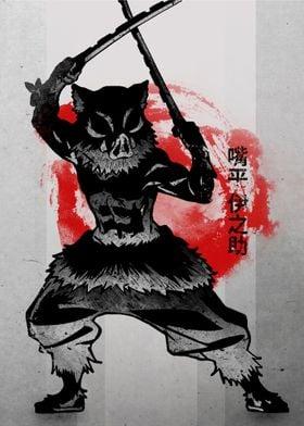 Crimson Inosuke