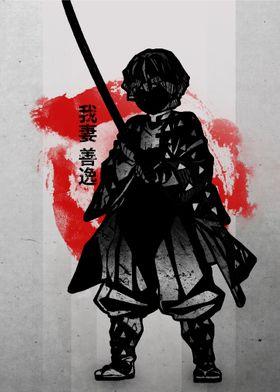Crimson Zenitsu