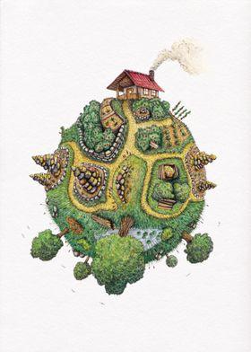 Hortus Planet