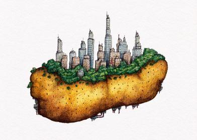 Kartoffel City