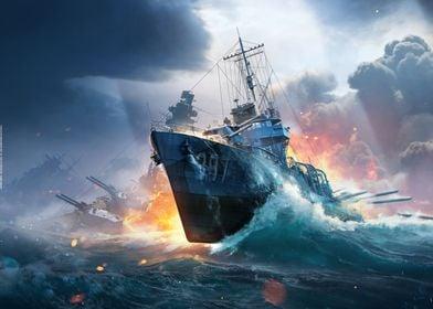 American Destroyer
