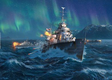 Soviet Destroyers