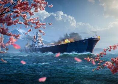 Japanese Cruiser