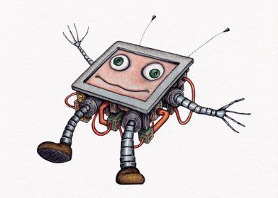 Dizzy Roboter