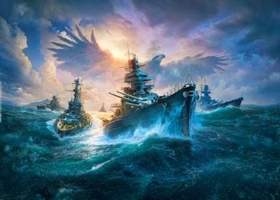 German Battleships
