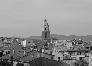 View over Saint Tropez