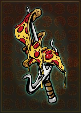 Pizza Party Patriot