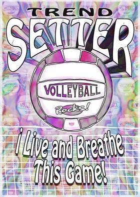 Trend Setter Colors Vball