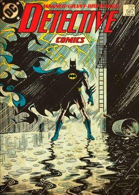 Batman by Norm Breyfogle
