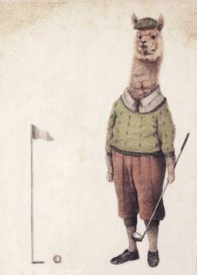Alpaca Golf Club