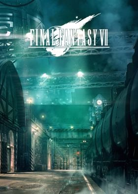 016 Final Fantasy 7