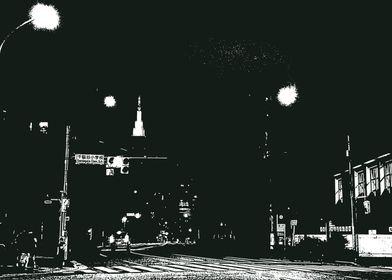 Harajuku Intersection