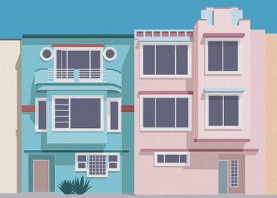 San Fran Deco Dreaming
