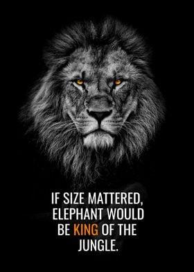 Size doesnt matter