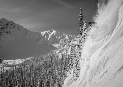 Steep  Deep BC Skiing