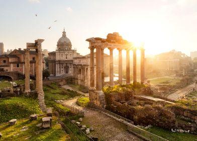 Rome Italy Forum Travel