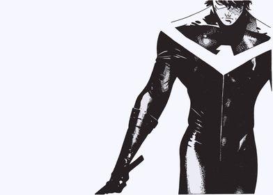 Hero Black White inkliner