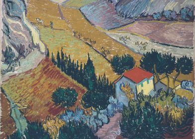 Landscape with House and P