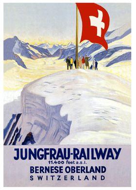 Jungfray Railway