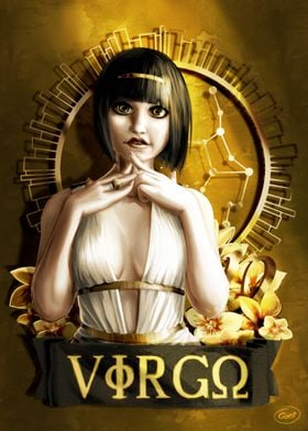 The Zodiac Virgo