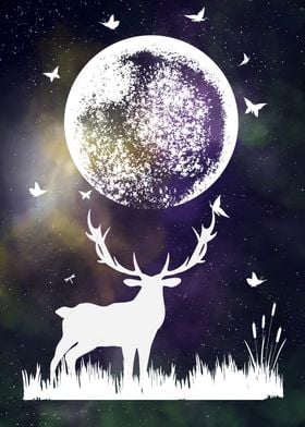 Space and Stag