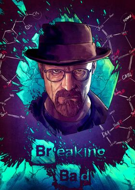 Walter  Breaking Bad