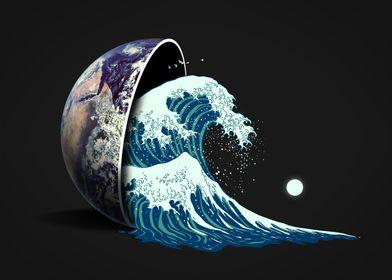 Earth Spill
