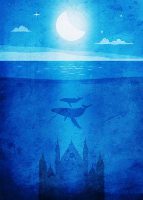 Orvieto whales dawn