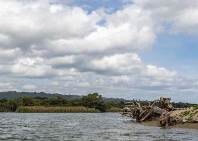 La Boca River