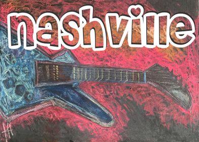 Nashville Electric Guitar