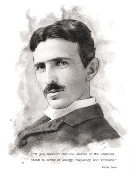Hero Nikola Tesla