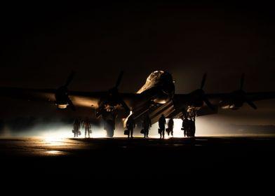 Ghost Crew Lancaster