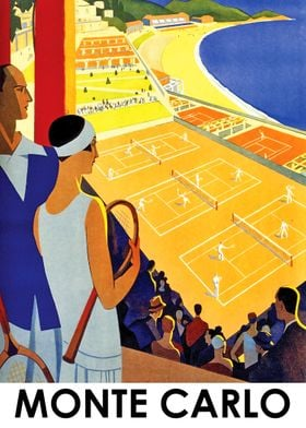Tennis Monte Carlo