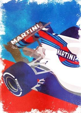 Martini Racing Williams F1