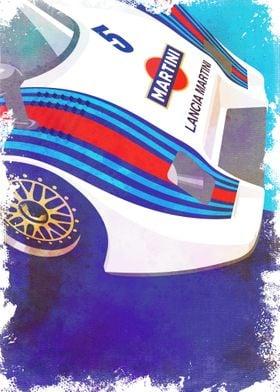 Martini Racing Lancia LC2