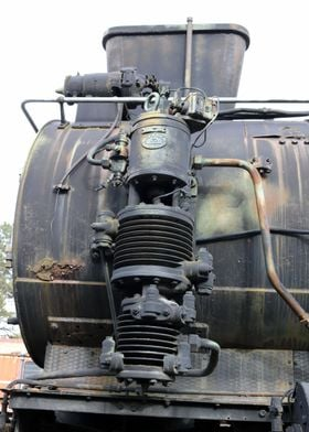 Lost Places  Steam Engine