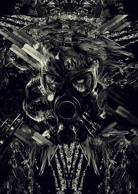 Metro 2033 Gas Mask