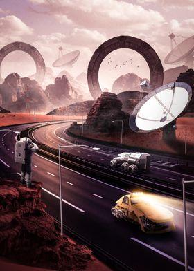 Mars Highway