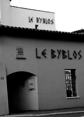 Hotel Le Byblos